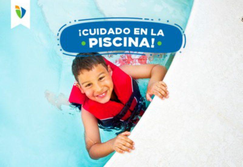 Cómo cuidar a los niños en la piscina